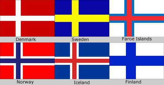Scandinavian-Countries-flag