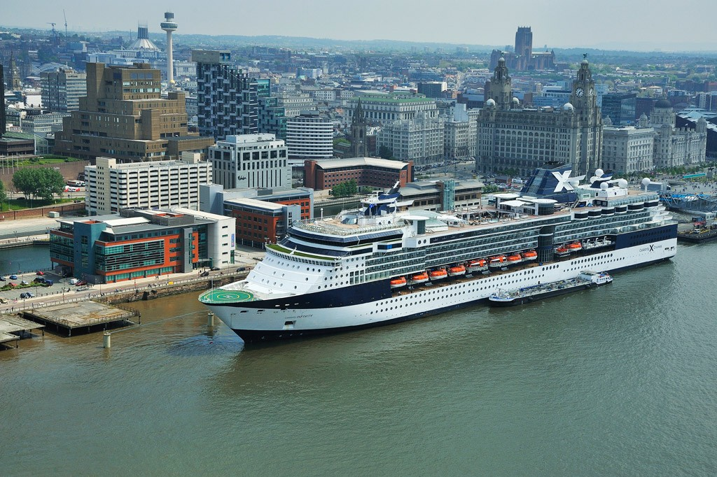 Liverpool port cruise transfer