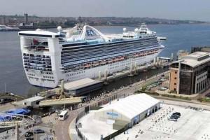 liverpool cruise terminal transfers